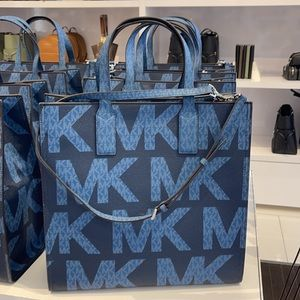 MICHAEL KORS KENLY LARGE NS TOTE